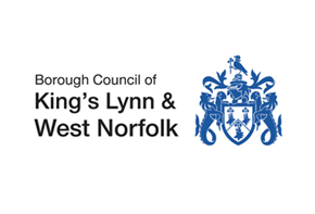 Image result for Borough Council of King's Lynn & West Norfolk logo